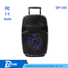 15 inch super bass portable speaker subwoofer with power amplifier
