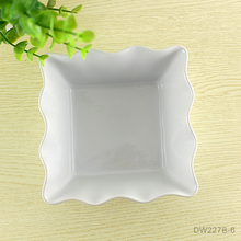Chinese restaurant dinnerware custom wholesale tableware large ceramic soup bowls