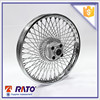 CG125 motorcycle spare part 1.6-18 chrome plated steel wheel