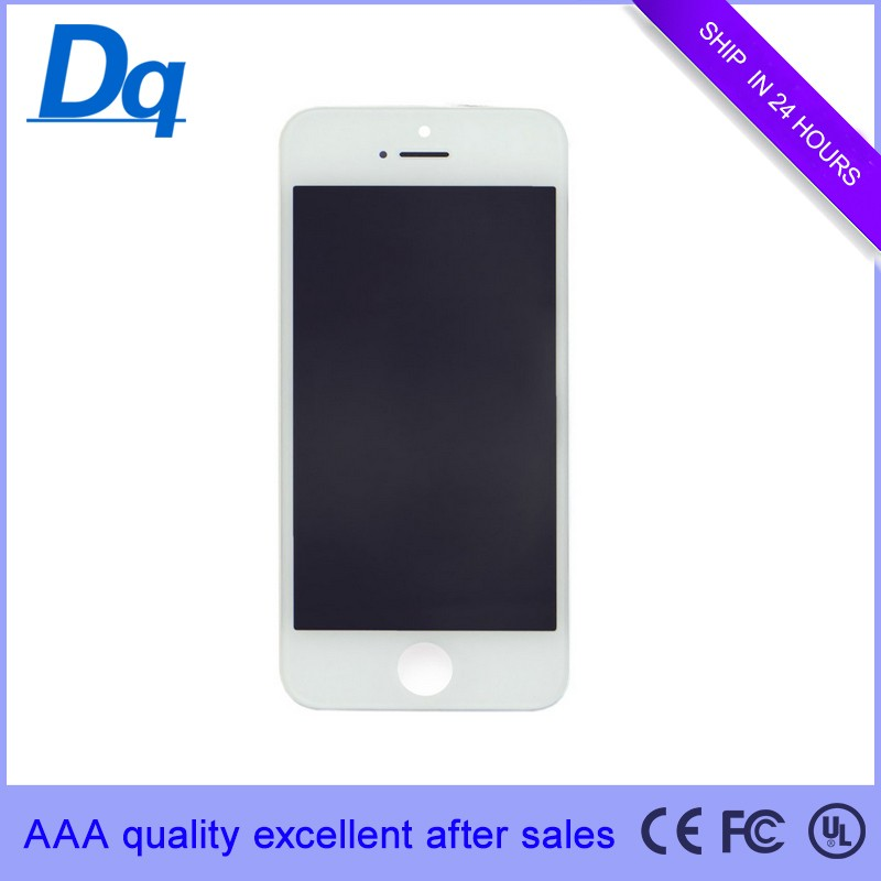 Original LCD for iphone 5G 5C 5S LCD Screen Display with Touch Screen Digitizer