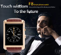 fashion F8 bluetooth sport android phone smart watch 2015 electronics watches