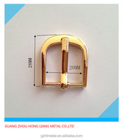 new fashion Zinc Alloy watch brand metal pin belt buckle