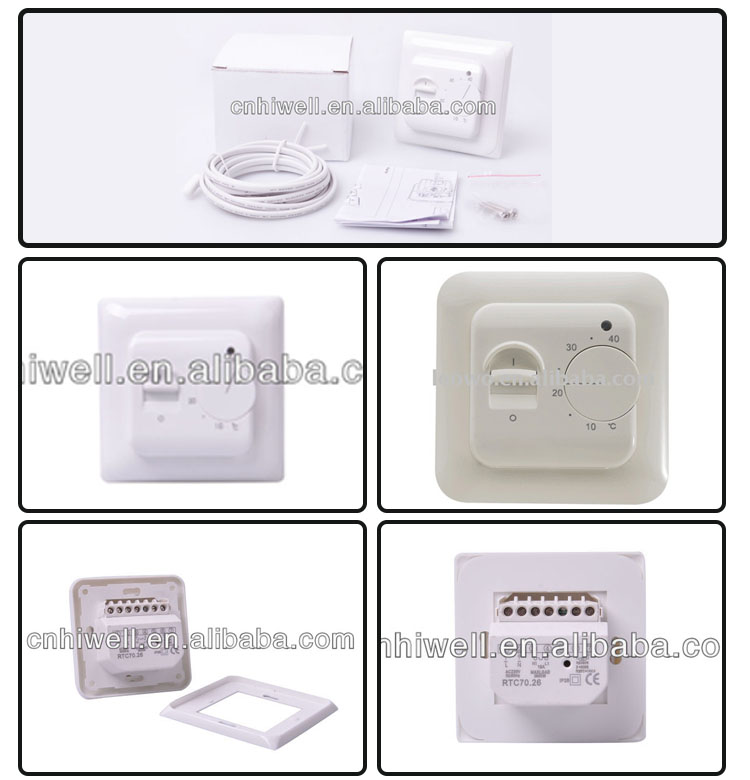 Factory outlets multi-function energy conservation durable thermoregulators