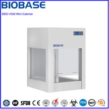 LED display Tabletop Mini smallest vertical Laminar Flow Cabinet/clean bench