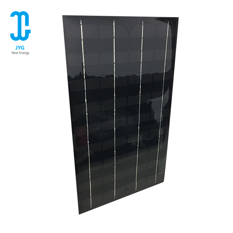 High power efficiency portable monocrystalline low price charger solar panel