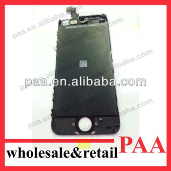 For iPhone 5C LCD + Touch Screen Digitizer Assembly Replacement