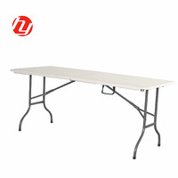 6FT Outdoor Portable Foldable Picnic Dinning Folding Table