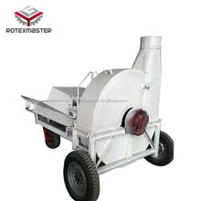 Hot selling electric grass crusher/pulping machine/chaff cutter for making animal fodder