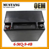 MF 12Volt 9ah SMF Factory Supply Motorcycle Battery 6-MQ-9-4B