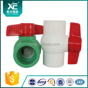 """XE"" PPR Ball Valve 32mm"