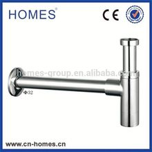 Sales promotio bathroom siphon sink bottle trap installation