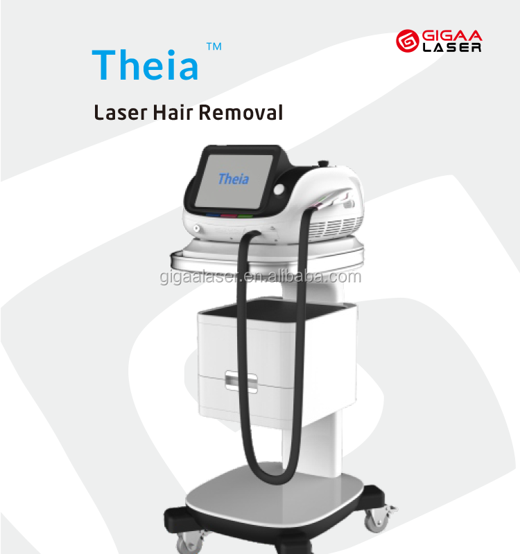 Types of lasers portable diode laser hair removal machine for sale