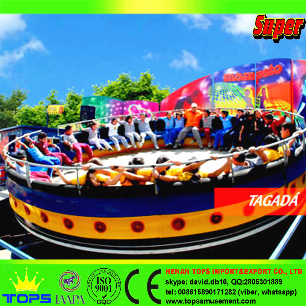 Hot Sale!!! Super Fun Fair Amusement Park Facilities Family Ride Games