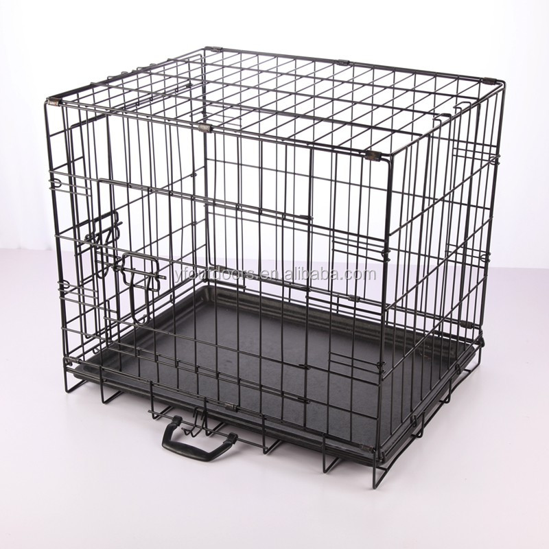 Eco-friendly wire dog cage kennel