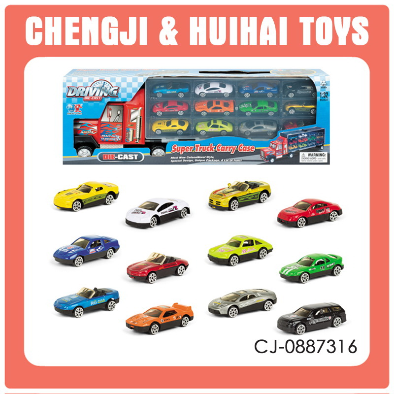 High quality OEM Alloy miniature toy die cast car model