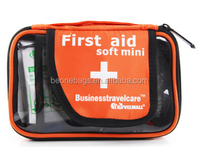 Customized-made Clear Waterproof Family Outdoor Emergency Survival First Aid Kit Bag