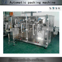 Automatic forming filling and sealing granule weighing filling packing machine