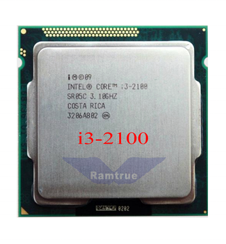 hot selling old used dual core I3 2100 processors for sale
