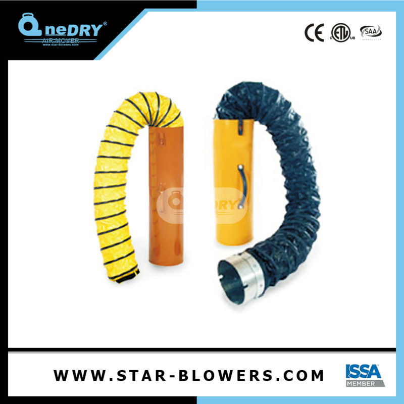 Collapsible Ventilation Air Duct Valve