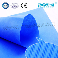 100% medical waterproof pp non woven fabric