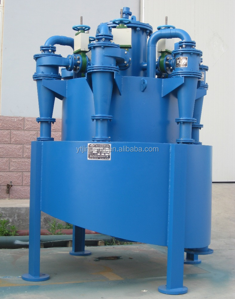 Hydrocyclone for mineral separating, polyurethance hydrocyclone for thick grind separaing