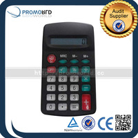 pocket calculator for promotion gifts