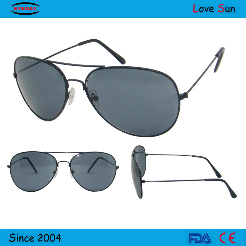 Cheap gift promotional aviator pilot sunglasses
