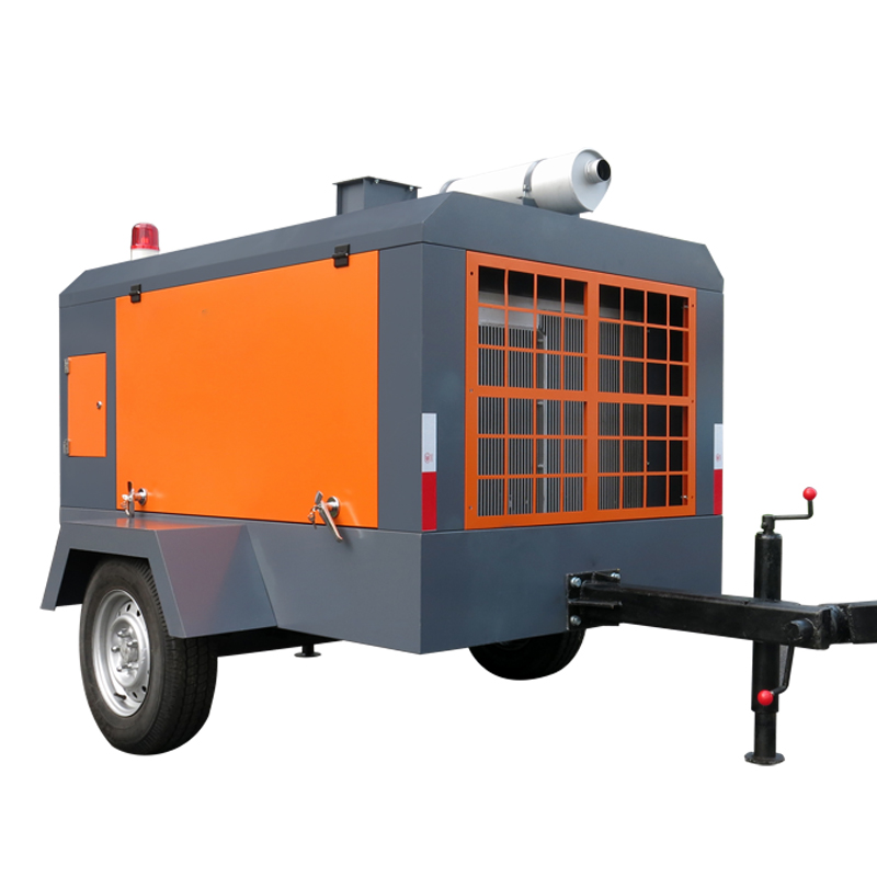 Mobile Air Compressor >> 8 M3 10 Bar 260 Cfm Mobile Air Compressor Uae Buy 260 Cfm Mobile