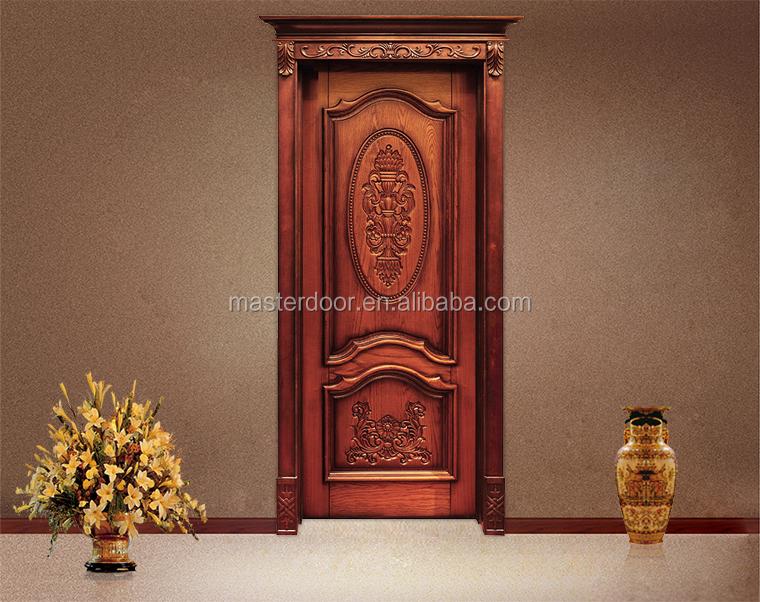 Estilo colonial entrada principal puertas de madera for Puertas madera entrada principal
