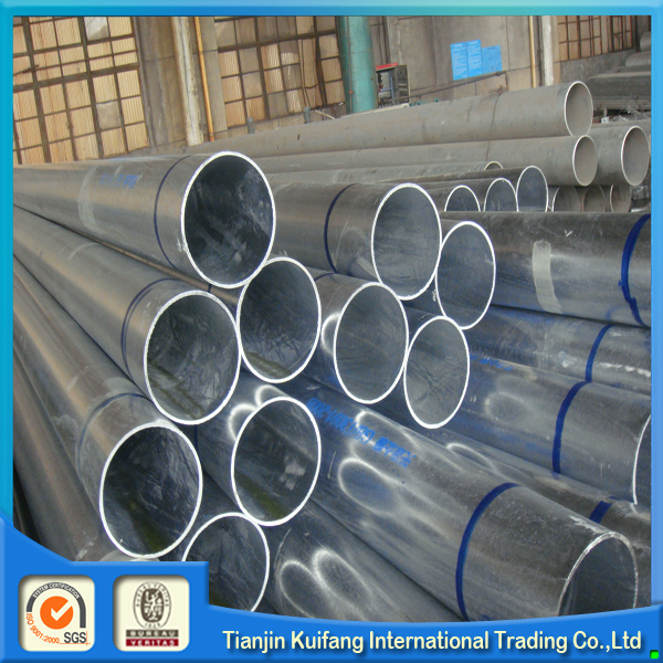 conduit electrical pipe schedule 80 pipe hot rolled galvanized steel tube
