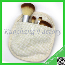 New design private label high quality travelling make up brushes