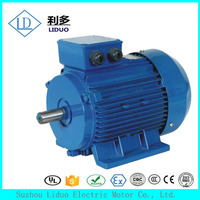 Y2 series 380v 50hz 3 phase 1hp electric motor