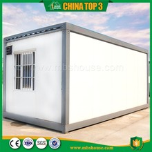 High Quality Finished Luxury Prefabricated Restaurant, Mobile Prefab Container Rooms/Houses