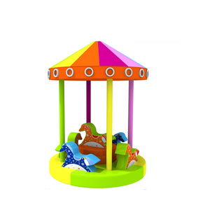 Wholesale colorful Electric Small animals indoor kid playground, eco-friendly indoor playground