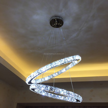 2016 Crystal LED Chandelier Pendant lights MA-0003