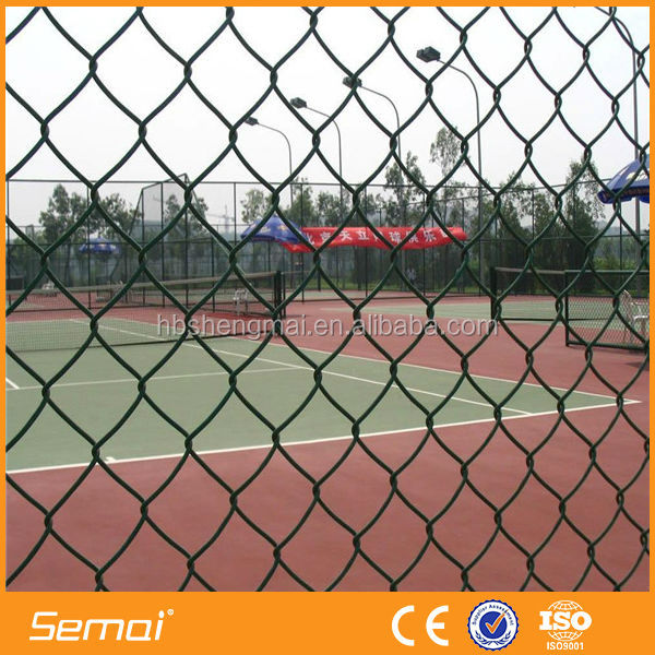 Galvanized Chain Link Fence/Chain Link Fence Extensions
