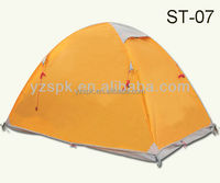outdoor family camping tent for 2 person