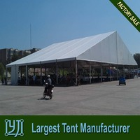 roman style fabric roof event white pvc big aluminum tent for wedding