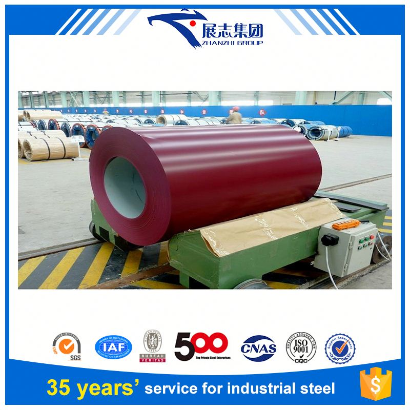 PPGI Coils, Color Coated Steel Coil/Metal Roofing Sheets Building Materials