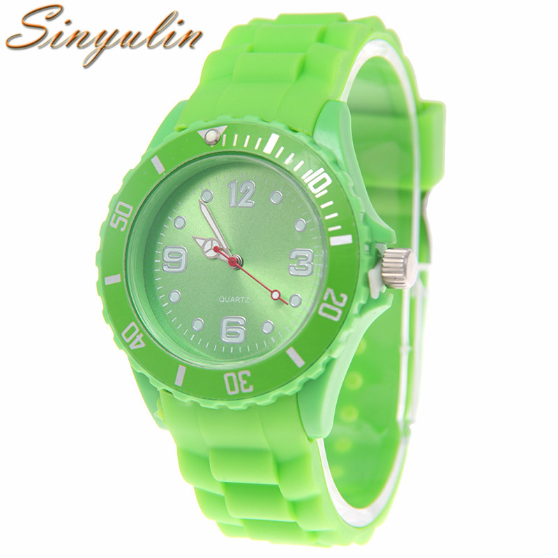 Newly Designed Various Color Watches Ladies Most Popular Products Custom Logo Watches