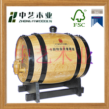 Wooden,pine/oak Material Beer Usage wooden whisky barrel