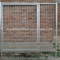 stainless steel welded wire dog kennels