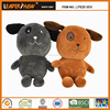 elastic plush material and pet dog shaped stuffed kids toys