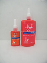 threadlocking adhesive model 271 red color threadlocker for fasteners smaller than M36