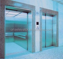 Oria freight elevator with gearless traction machine (oria-c074)