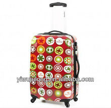 Universal wheels Pc +abs travel luggage