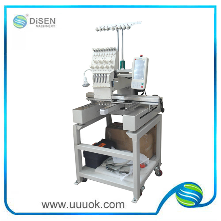 One head cnc embroidery machine price