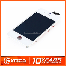 Original lcd screen for chaning the display assembly for iphone 4s, high quality digital touch lcd