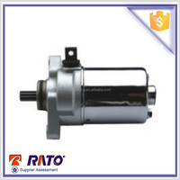 Scooter starter motor for 50cc motorcycle engine