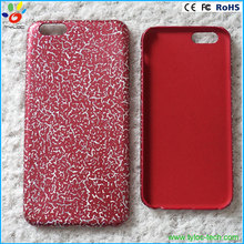 Wholesale laser pattern print ultra thin soft pu leather cell phone case for iPhone